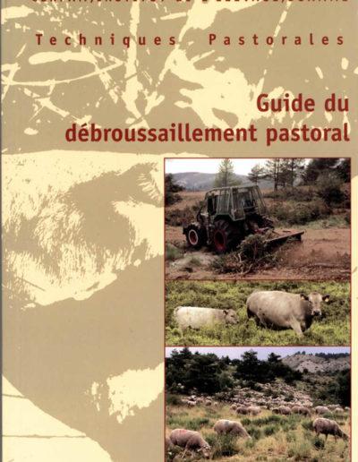 Guide du d'broussaillement pastoral
