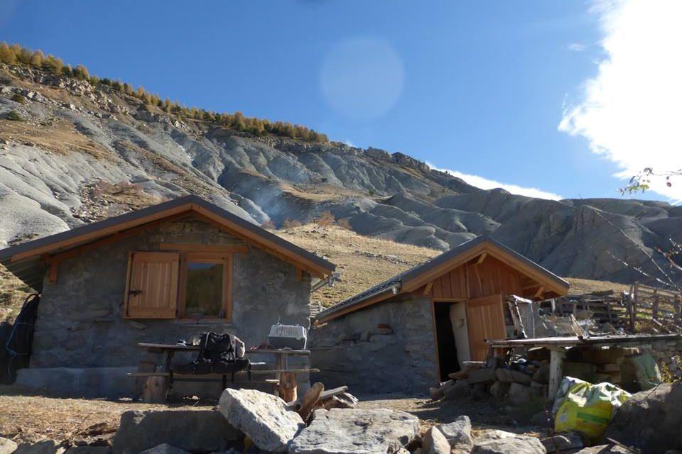 Rénovation des Cabanes des Abeurons