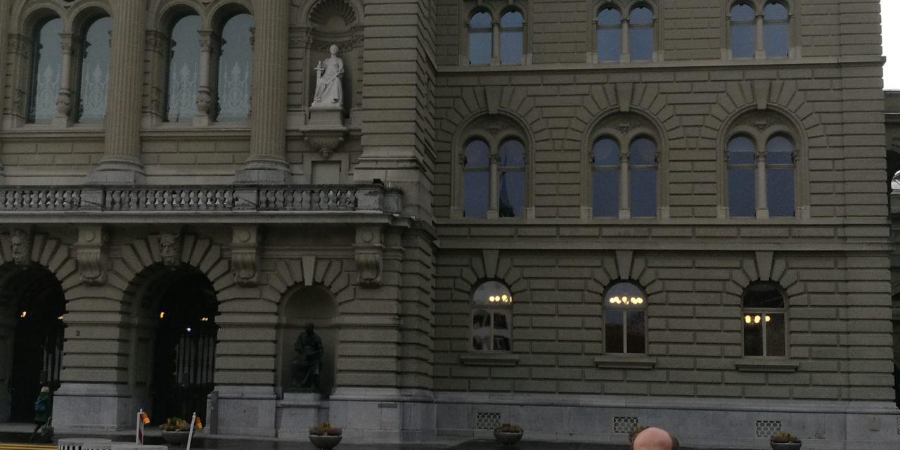 Le CERPAM intervient auprès du Parlement helvétique