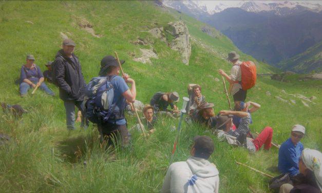 Former les bergers à la protection des troupeaux