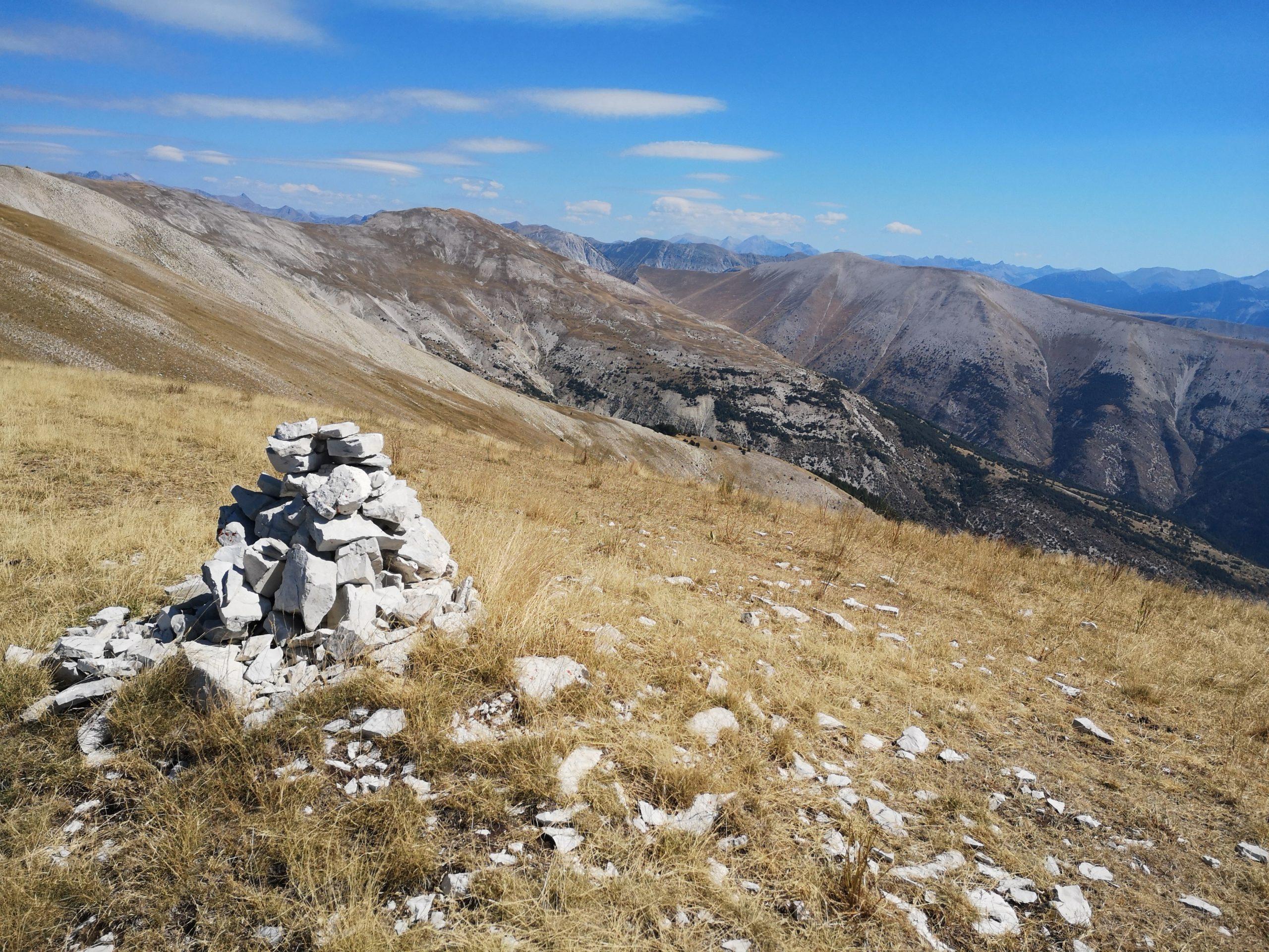 Alpage du Cheval-Blanc, 2300 m, Thorame-Basse, 18 août 2019
