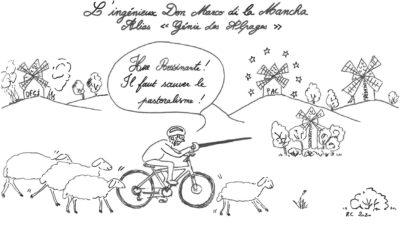 Marc Dimanche devient un Grand Ancien du pastoralisme !